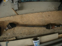 99 dodge right side axle less then 6000 mile new 45.0020160813 22199 m0yolm